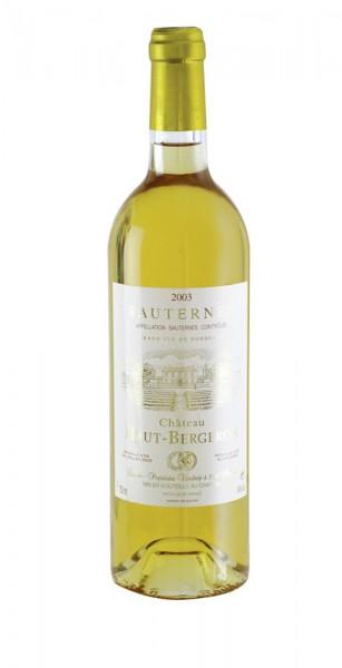 Sauternes Haut Bergeron 2012