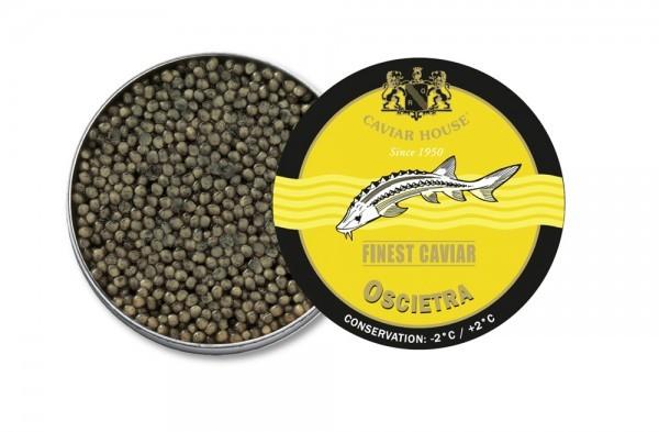 Caviar House Finest Kaviar Oscietra Vakuumdose