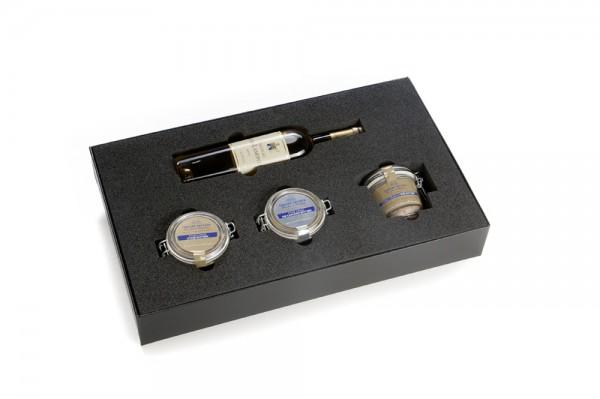 Geschenkbox Foie Gras