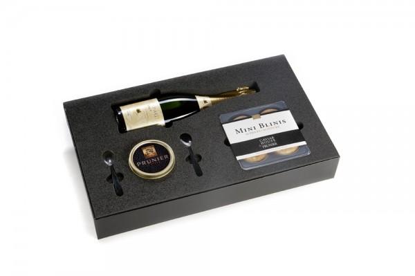 Caviar House & Prunier Geschenkbox Kaviar