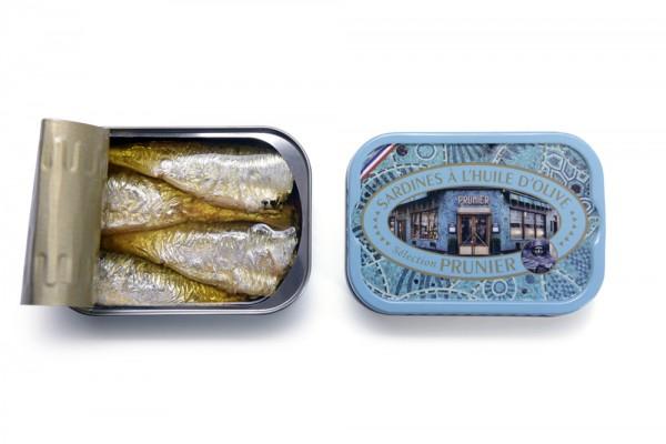 PRUNIER Sardinen im Olivenöl