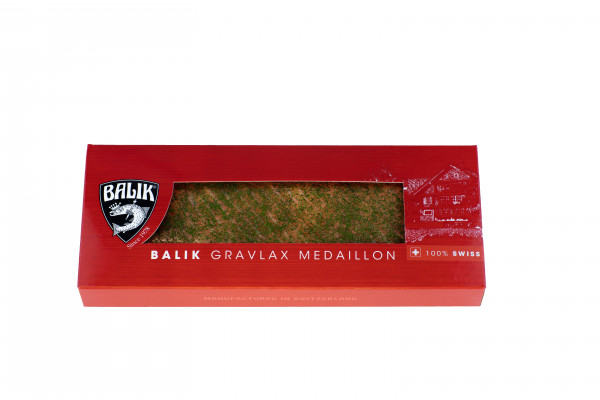 Balik Gravlax Medaillon - 100% Swiss