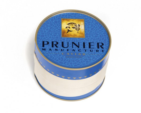 PRUNIER Kaviar Tradition Originaldose mit Gummiring