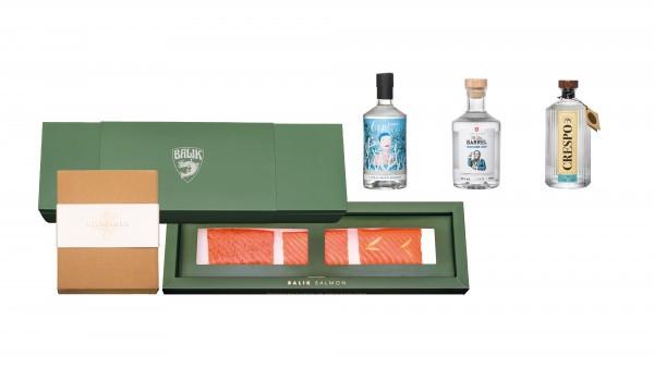 Balik Sjomga & Gin Set 2