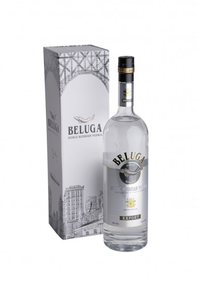 Vodka Beluga Classic Line